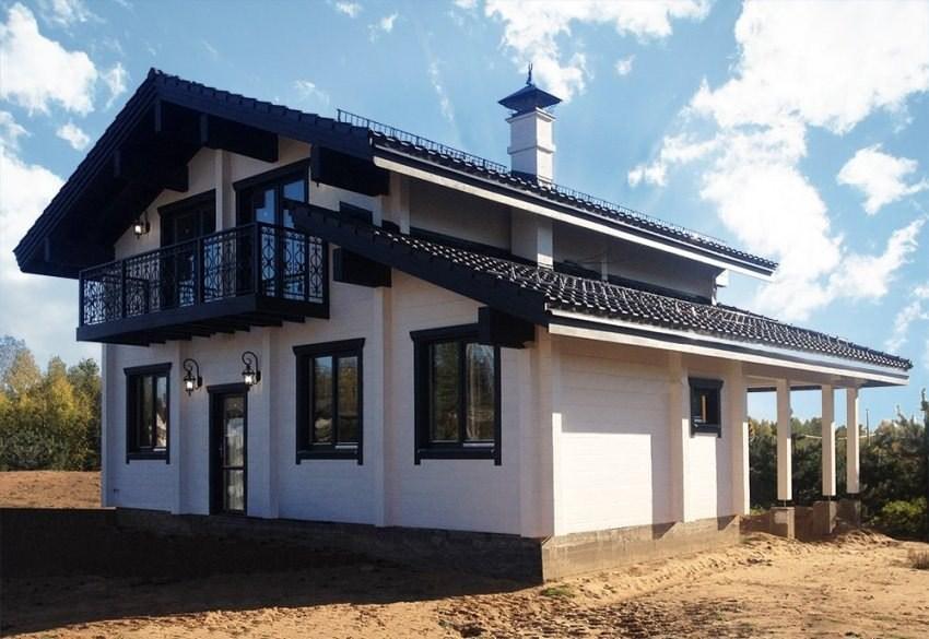 Case Di Tronchi Di Legno : Architetturalegno case in legno progettazione produzione